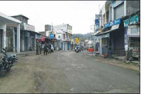 On NC's call, Mendhar observes shutdown