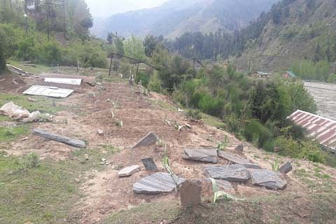 Body of youth exhumed in Rafiabad, later buried at Langate