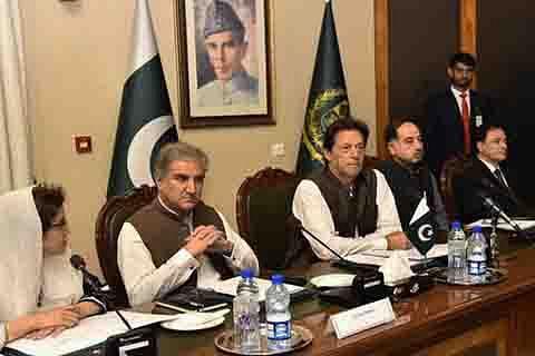 Imran Khan's cabinet bans first-class air travel for top officials