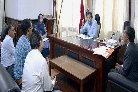 Efforts on to provide uninterrupted electricity supply to consumers: Div Com