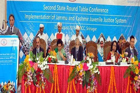 Govt committed to safety, welfare, overall dev of children: Advisor Ganai