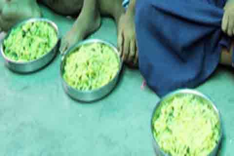 'Substandard food items being procured for anganwadi centres'