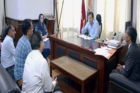 '2199 kanals of state land retrieved'