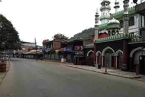 Chenab Valley shuts
