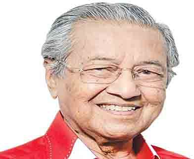 Mahathir: The wise old man