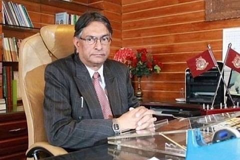 KU VC releases  book authored by ex-IAS officer