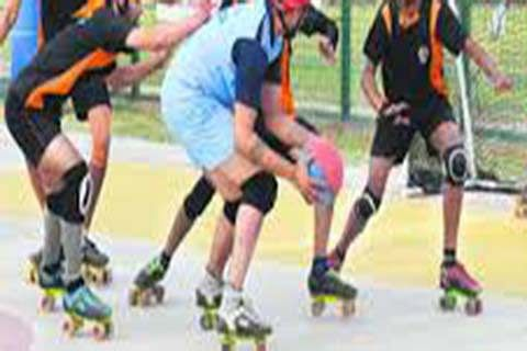 Doon students selected for U-14 national rollball championship