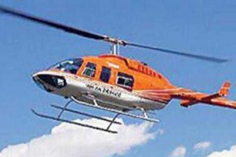 Heli-service for Kailash Yatra pilgrims from today