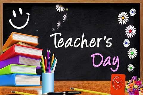 Teachers' Day celebrated with enthusiasm across Jammu region