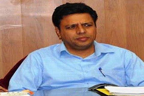 Div Com reviews progress of Ring road, Jammu-Akhnoor road, IB fencing