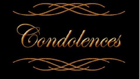 AAC expresses condolences
