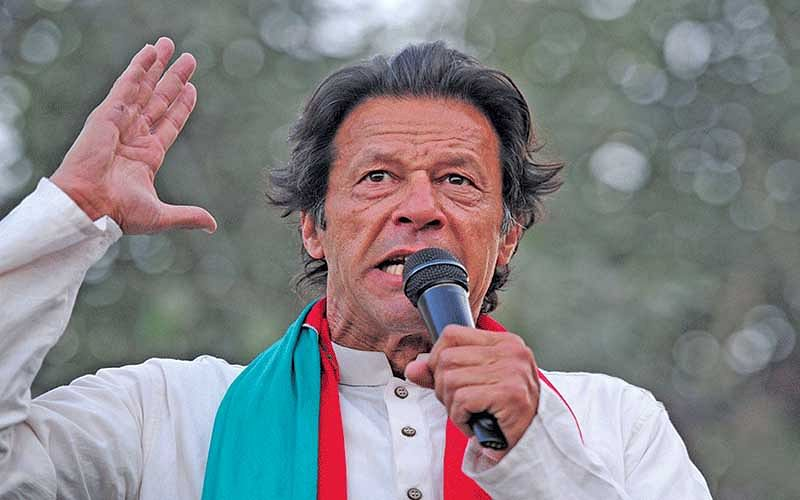 Imran Khan's Kashmir connection