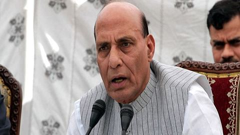 India capable of giving befitting reply to every challenge: Rajnath Singh in Ladakh