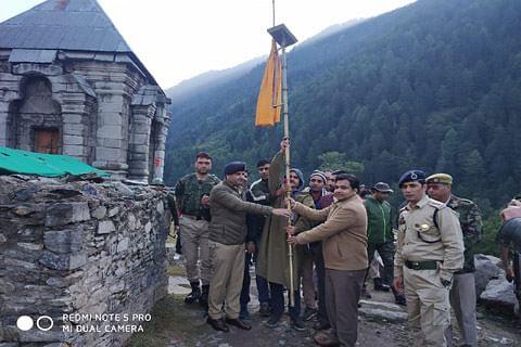 Annual Gangbal yatra concludes in Ganderbal