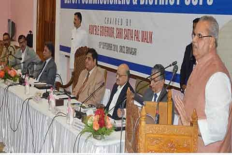 Take care of 'public sensitivities' during ops: Governor to police