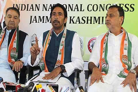 Congress to participate in civic polls