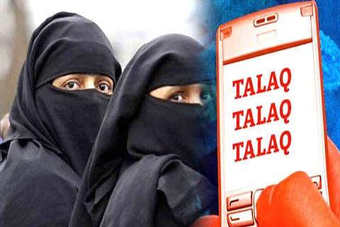 Govt resorts to ordinance to make triple talaq a criminal offense
