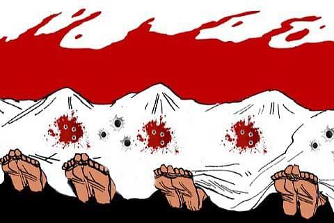 Gaw Kadal massacre; Families of 16 victims untraceable: Police informs SHRC