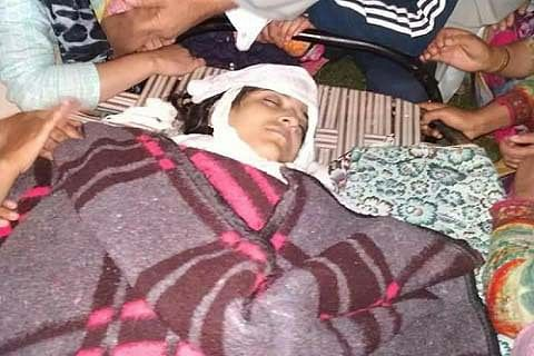 Kulgam girl dies after brother picked up: Locals