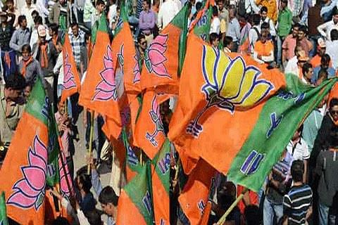 Election Management Committee of state BJP holds meeting