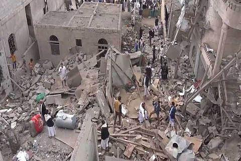 "UN urges peace in Yemen to avoid ""full-blown"" famine"