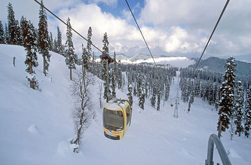 Gulmarg stares at environmental disaster as IAF plans setting up radar system on 14-hectare land