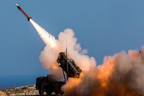 Saudi Arabia intercepts missile shot towards border city