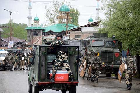 Gunfight breaks out in Bandipora in north Kashmir
