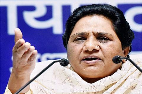 """RSS won""""t accept Muslims: Mayawati"""