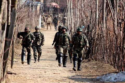 Two militants killed in ongoing Bandipora gunfight: Kashmir police chief
