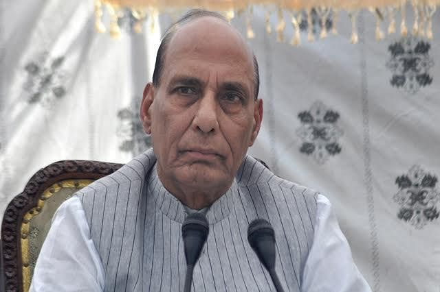 Take strongest possible action against Pak troops: Rajanth to BSF