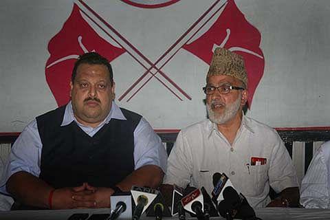 Rana castigates BJP for spreading 'misinformation' over Article 35-A