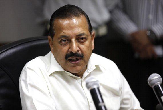 NC, PDP self centric parties: Jitendra Singh