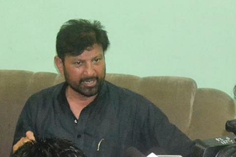 Mehbooba tried to pit communities against each other: Lal Singh