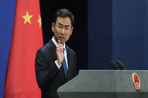 Lift sanctions or face consequences: China warns US