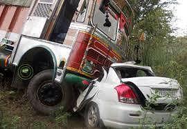 4 killed, 9 injured in Doda road mishap