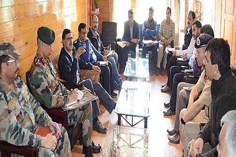 Govt to recommend protection of eco-fragile zones in Gulmarg