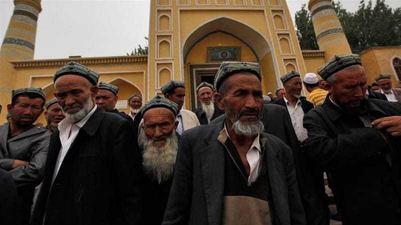 The plight of Uyghur Muslims
