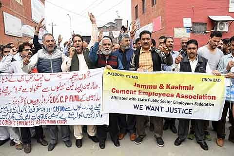 JK Cements employees demand removal of MD