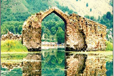 CURTAIN RAISER: Germany to fund restoration of 17th century Oont Kadal in Dal Lake