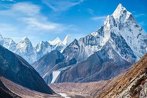 Himalayas and the Climate Change