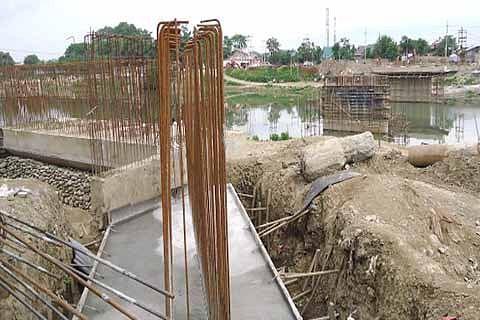 Decade on, work on Athwajan-Vethporabridge yet to resume