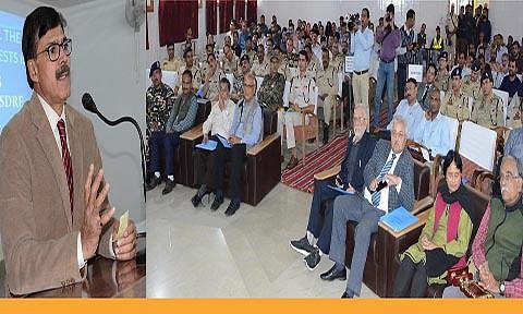 Advisor Kumar inaugurates 3-day workshop on SDRF & Disaster Mgmt