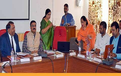 IMPARD launches on-line training for non-gazetted employees