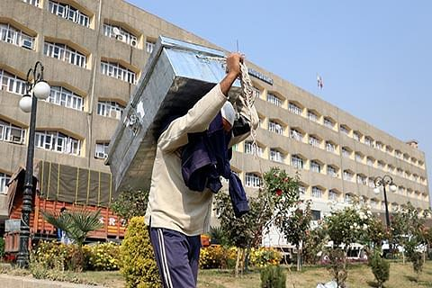 Durbar move offices to close in Srinagar on Oct 26