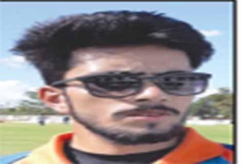 Visually impaired Kashmir boy makes debut in blind T20 international Cricket
