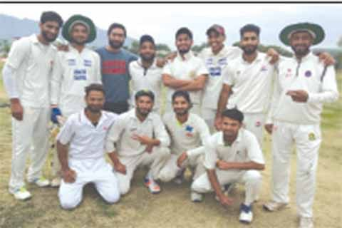 Inter-College Cricket Tourney: GDC Bandipora beat Islamia College, qualify for the final