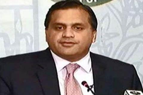 Opening of Kartarpur corridor linked with start of talks: Pak