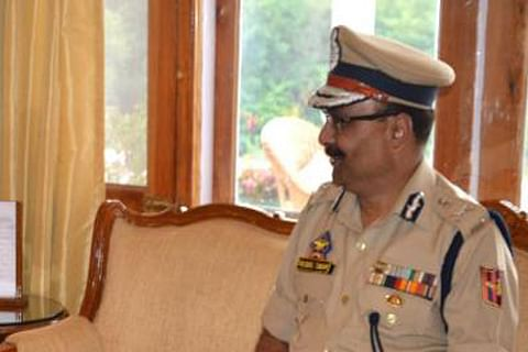 J&K opposes in SC challenge to Dilbag Singh's appointment as acting DGP