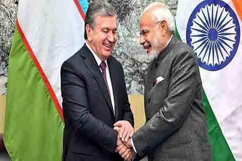 Uzbekistan: India's extended neigbourhood